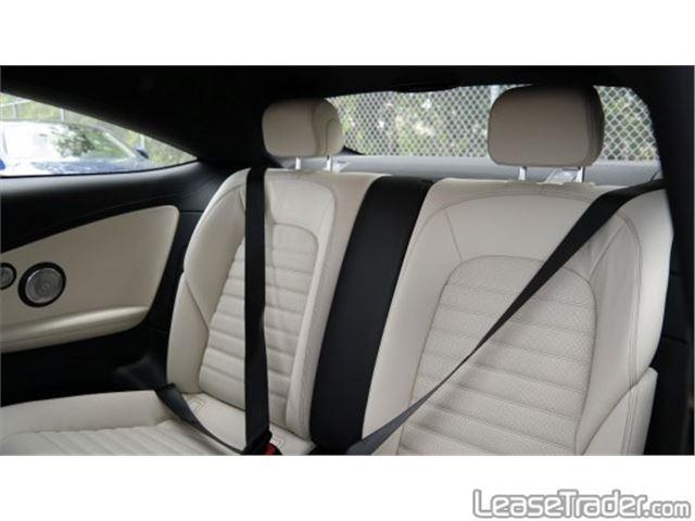2018 Mercedes-Benz C300 Coupe