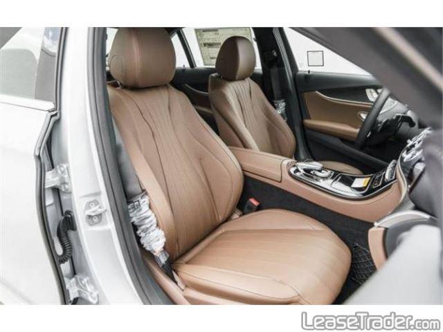 2018 Mercedes-Benz E300 Sedan Front