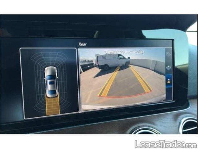 2018 Mercedes-Benz E300 Sedan Interior