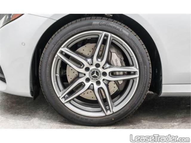 2018 Mercedes-Benz E300 Sedan Rear