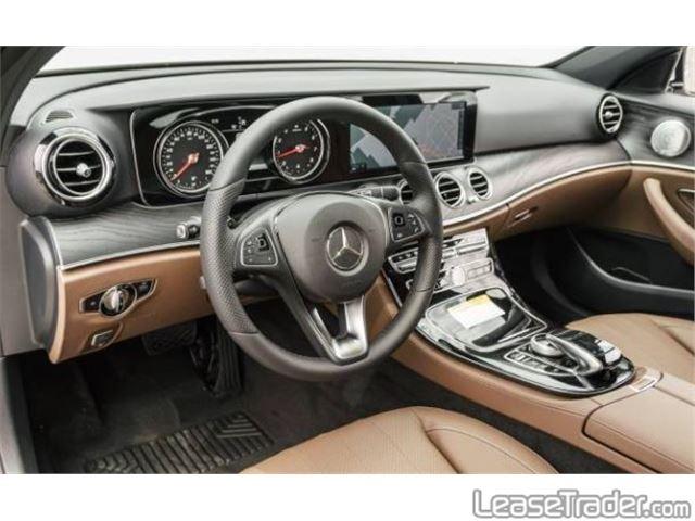 2018 Mercedes-Benz E300 Sedan Side