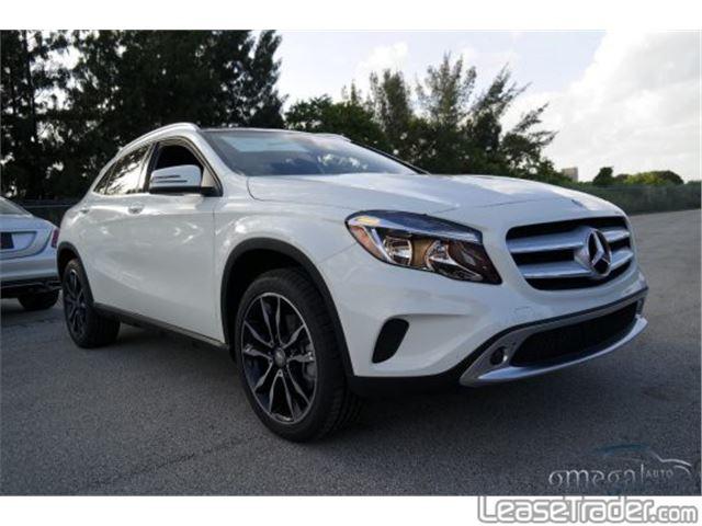 2018 Mercedes-Benz GLA250 SUV