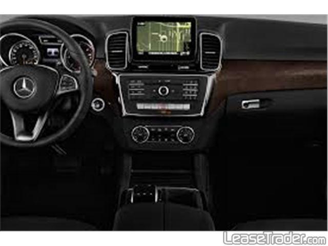 2018 Mercedes-Benz GLE350 4MATIC SUV Interior
