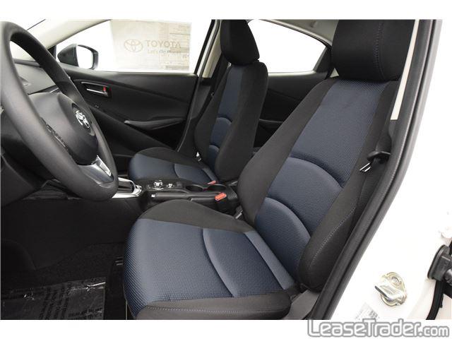 2018 Toyota Yaris iA Interior