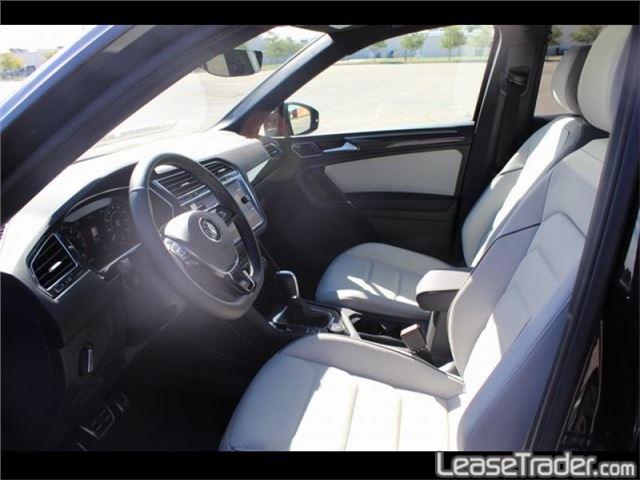 2018 Volkswagen Tiguan 2.0T TSI S Interior