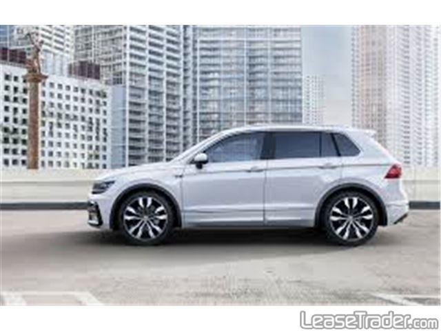 2018 Volkswagen Tiguan 2.0T TSI S Side
