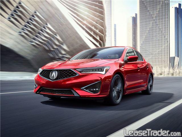 2019 Acura ILX 2.4L Sedan Front