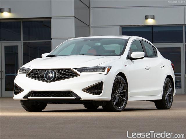 2019 Acura ILX 2.4L Sedan