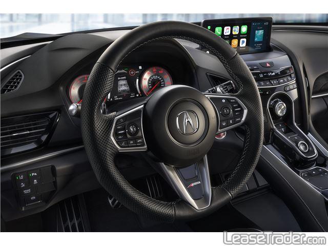 2019 Acura RDX Series RDX Standard Dashboard