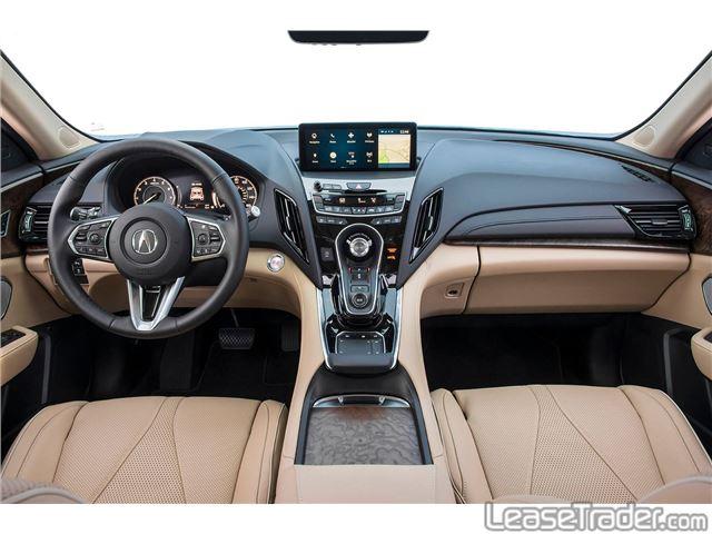 2019 Acura RDX Series RDX Standard Interior
