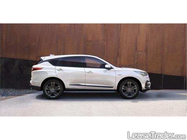 2019 Acura RDX Series RDX Standard Side