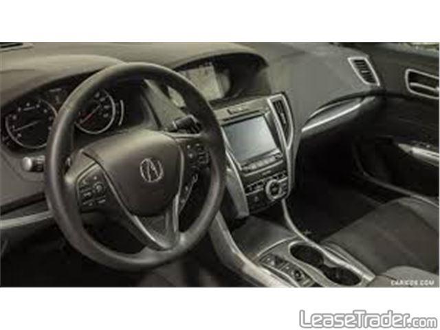 2019 Acura TLX V6 Dashboard