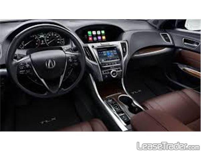 2019 Acura TLX V6 Interior