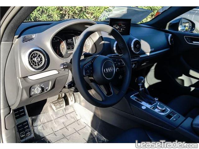 2019 Audi A3 Premium 2.0 TFSI Dashboard
