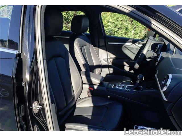2019 Audi A3 Premium 2.0 TFSI Interior