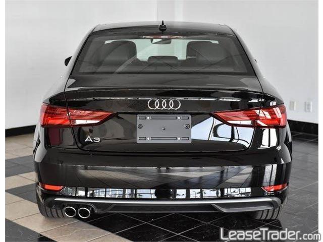 2019 Audi A3 Premium 2.0 TFSI Rear