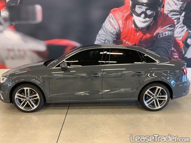 2019 Audi A3 Premium 2.0 TFSI Side