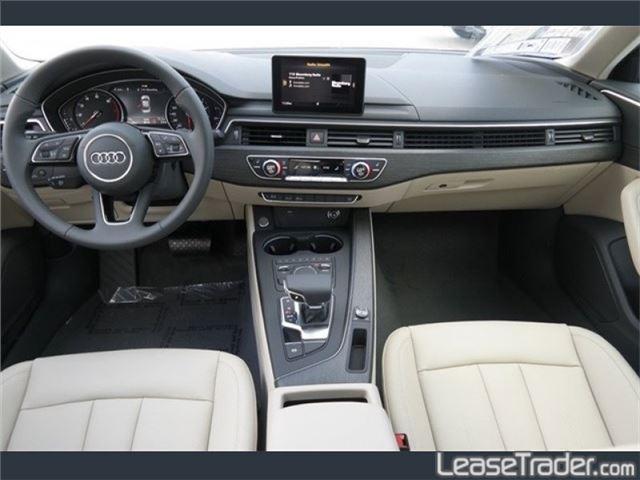 2019 Audi A4 Premium Dashboard