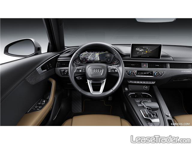 2019 Audi A4 Premium Front