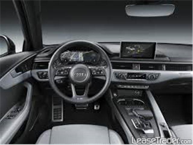 2019 Audi A4 Premium Interior