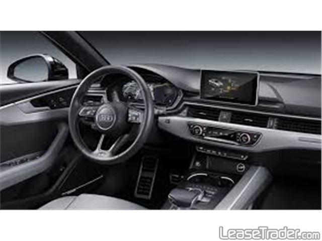 2019 Audi A4 Premium Rear