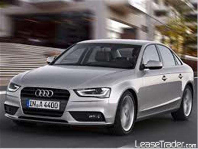 2019 Audi A4 Premium Side
