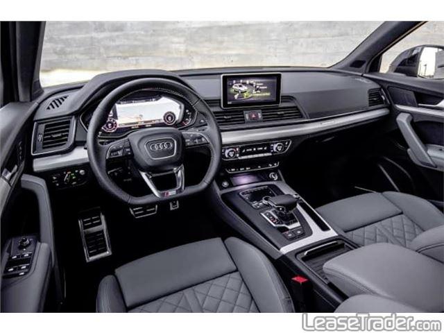 2019 Audi Q5 Premium 2.0 TFSI  Dashboard