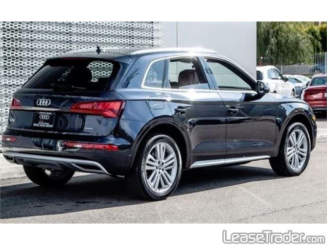2019 Audi Q5 Premium 2.0 TFSI  Rear