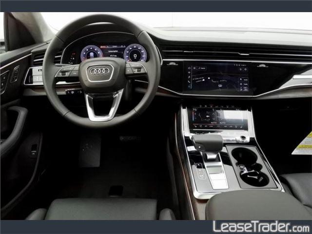 2019 Audi Q8 Premium Dashboard