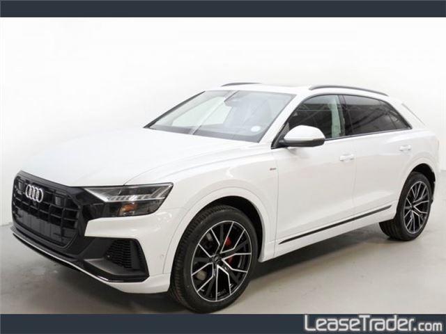 2019 Audi Q8 Premium Front