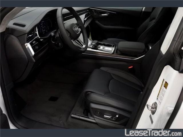 2019 Audi Q8 Premium Interior