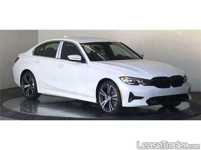 2019 BMW 330i Front