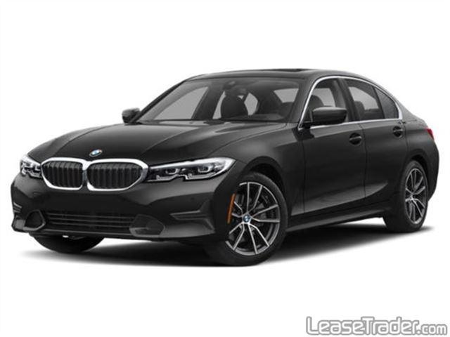 2019 BMW 330i Interior