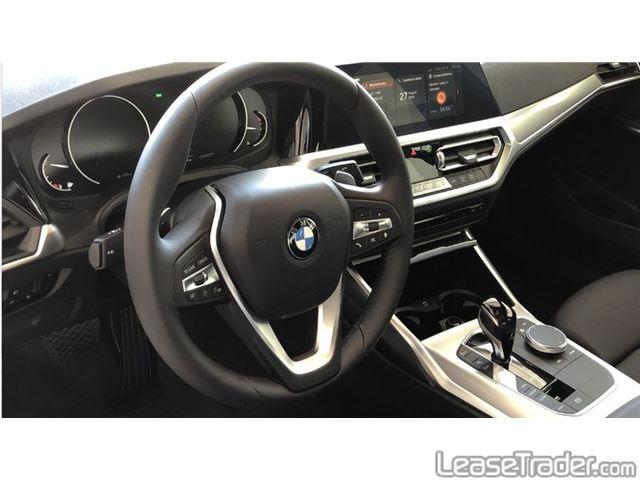 2019 BMW 330i Rear
