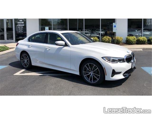 2019 BMW 330i Side