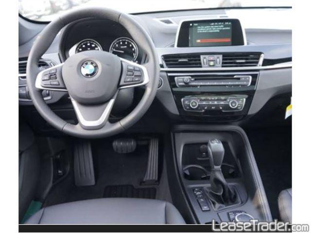 2019 BMW X1 sDrive28i Dashboard