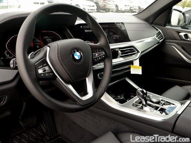 2019 BMW X5 xDrive40i Dashboard