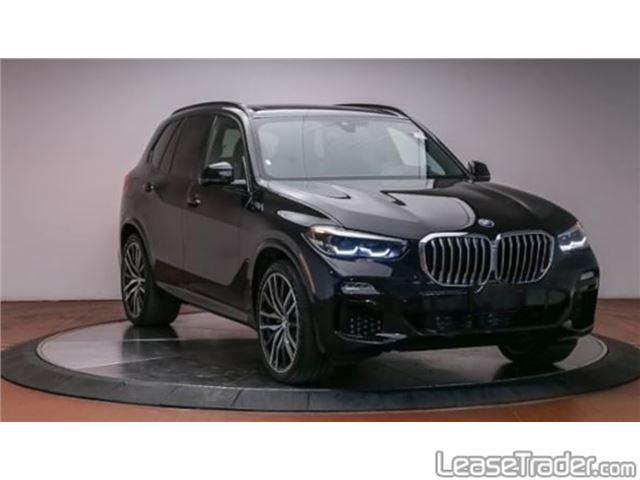 2019 BMW X5 xDrive40i Front