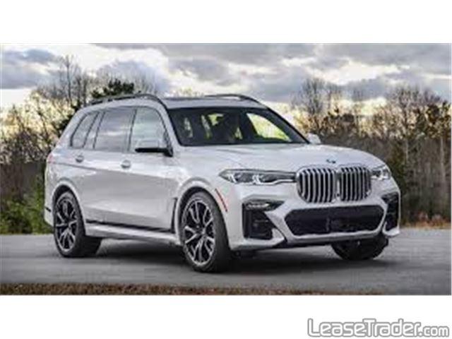 2019 BMW X7 xDrive40i