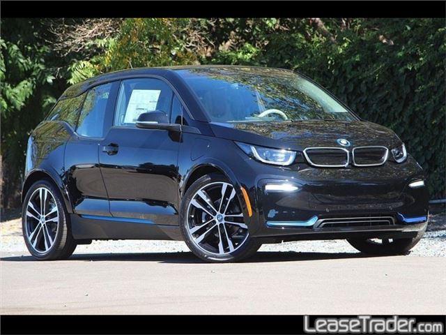 2019 BMW i3 Front