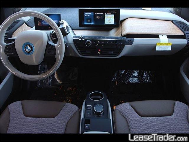 2019 BMW i3 with Range Extender Dashboard