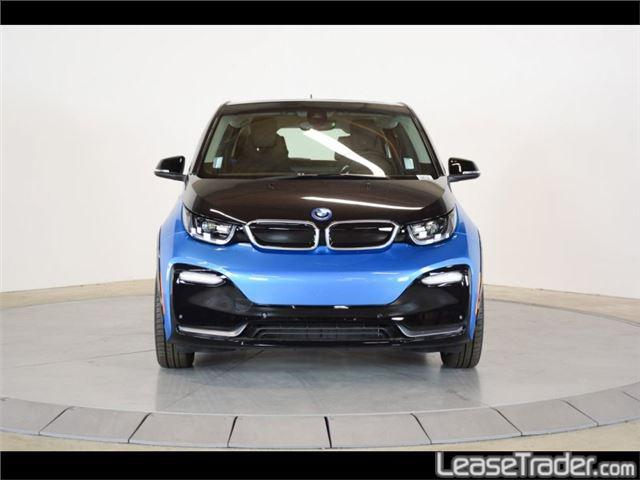 2019 BMW i3 with Range Extender Front