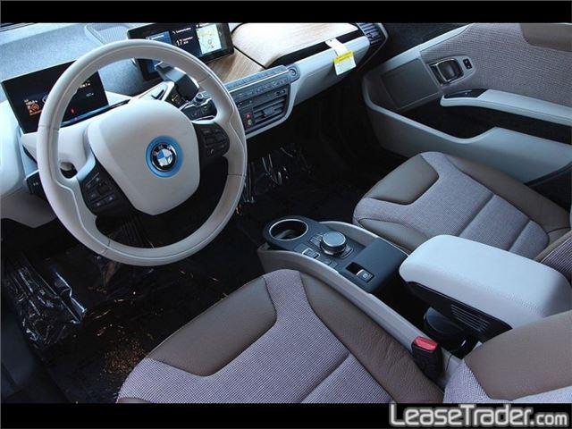 2019 BMW i3 with Range Extender Interior