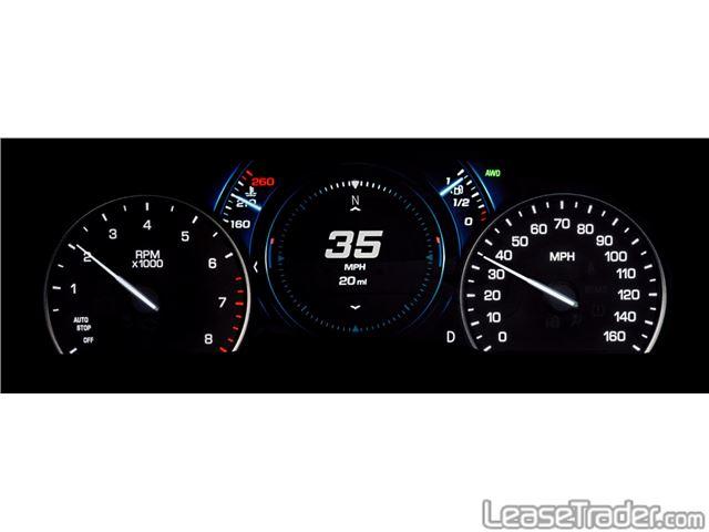 2019 Cadillac XT5 SUV Interior