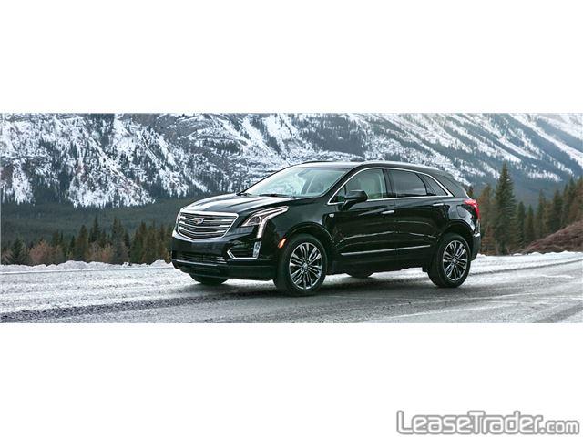 2019 Cadillac XT5 SUV Side