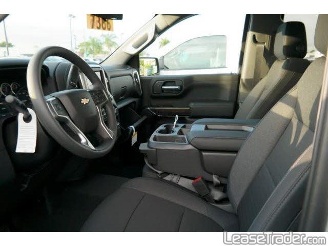 2019 Chevrolet Silverado 1500 LT Double Cab Interior