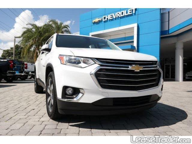 2019 Chevrolet Traverse LS Front