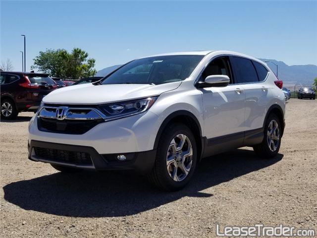 2019 Honda CRV LX Front