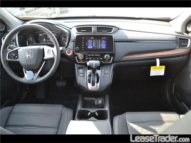2019 Honda CRV LX Interior