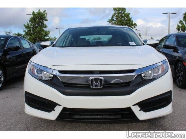 2019 Honda Civic LX Front